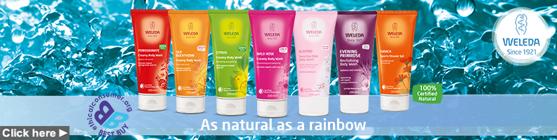 Weleda Body Washes