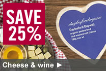 Cheese & Wine Offers