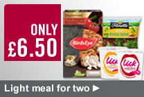 Chargrills & Salad Meal Deal