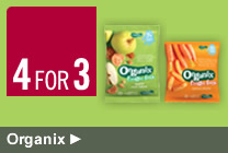 Organix Brands Ltd
