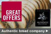HE AUTHENTIC BREAD COMPANY