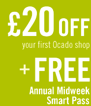 We have seen some Ocado voucher codes that give you free deliveries for a year with a Smart Pass and a percentage off your grocery shopping - if this is your first order. You would need to be a new customer at Ocado to get this kind of offer. Smart Pass membership waivers the delivery charges on each shop saving you a fortune.