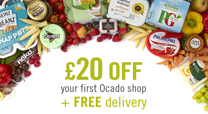 Voucher usage requires opt in to electronic marketing from Ocado about pdfdocnetwork.ga Usage of service is not dependent on voucher redemption. Restrictions apply, please see Terms and Conditions below.
