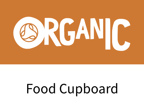 Organic Food Cupboard