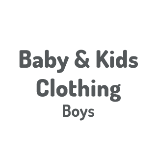 Baby & Kids Clothing Boys