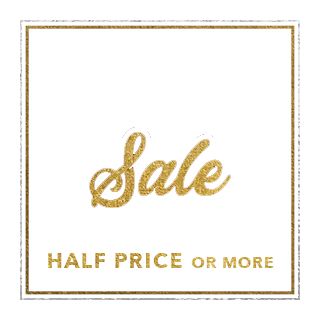 Winter Sale - Half price or more