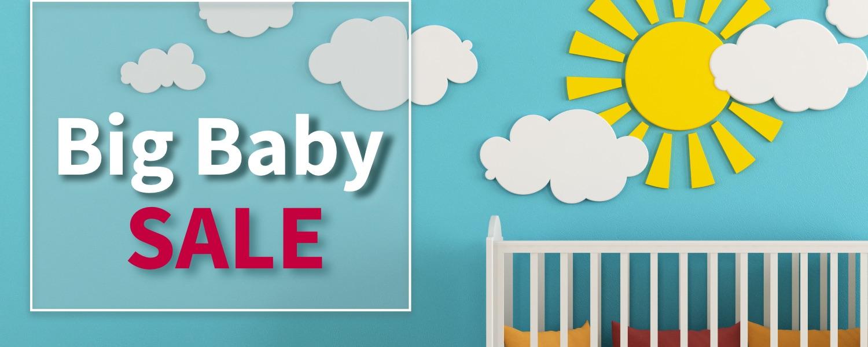Big Baby Sale from Ocado, the online supermarket