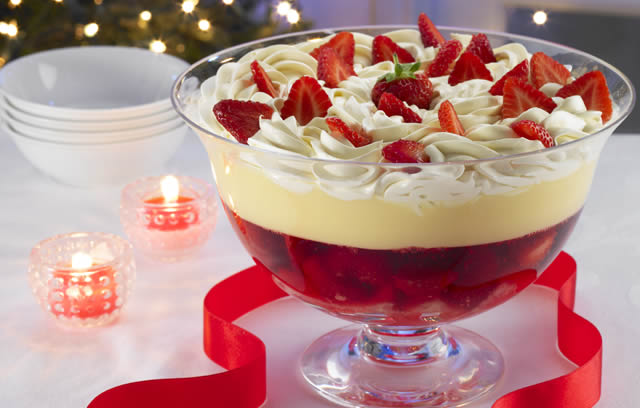 Sherry Trifle Recipes From Ocado