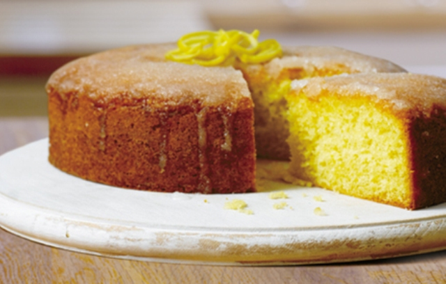 Recipes Using Lemon Drizzle Cake: Lemon Drizzle Cake : Recipes From Ocado