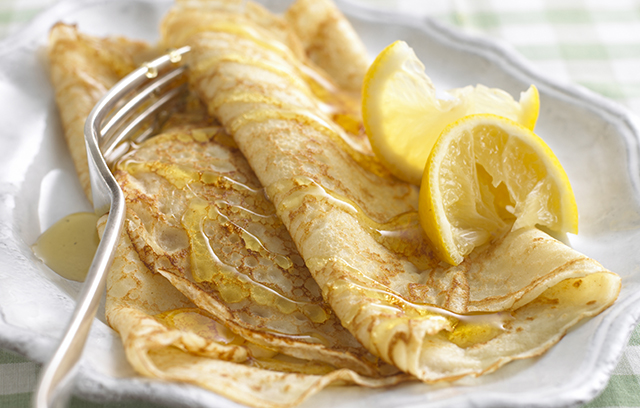 Classic Pancakes : Recipes from Ocado