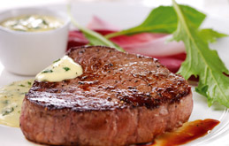 Fillet Steak with Béarnaise Sauce : Recipes from Ocado