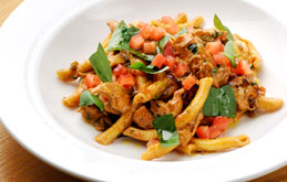 Paul Ainsworth's Chilli Chicken Pasta