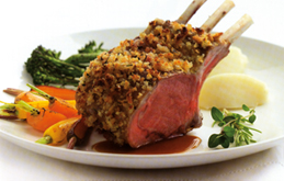 Greek Rack of Lamb