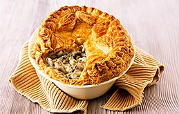 Sophie Conran's Chicken and Mushroom Pie