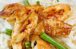 Healthy Lemon Chicken