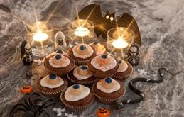 Halloween Cup Cakes - Ocado
