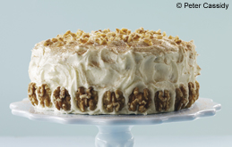 Cake Decorating Quorn : Carrot Cake : Recipes from Ocado