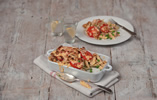 Smoked Mackerel Pasta Bake