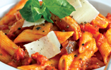 Seeds Of Change® chicken & penne pasta with Mediterranean sauce