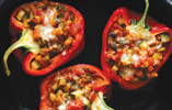 Seeds Of Change® stuffed red peppers