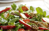 Chicken, Strawberry and Quinoa Salad
