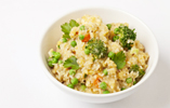Alfred Prasad's Vegetarian Kedgeree