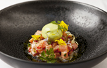 Galton Blackiston's Trout Ceviche