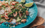 Big Fish Thai Salmon Salad