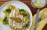 Chicken & Broccoli Orzo
