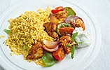 Uncle Ben's Curried Chicken