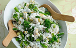 Tom Aiken's Lime and Coriander Chicken and Tenderstem Rice Salad