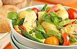 Cordon Vert's Simple But Hearty Salad