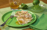 Coconut Lime Pancakes