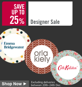 Designer Sale - Homeware & More