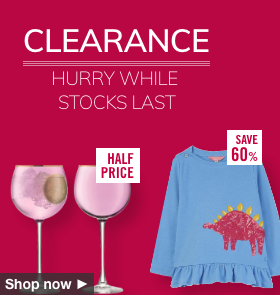 Clearance - Home, Beauty & More