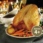 Gressingham Organic Turkey Crown Free Range Bronze