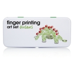 Finger Printing Art Set, Dinosaurs, 3yrs+