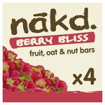 Nakd Berry Bliss Multipack