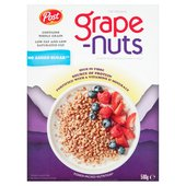 Grape-Nuts Crunchy Wheat & Malted Barley