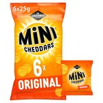 Jacob's Mini Cheddars Cheese