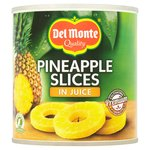 Del Monte Sliced Pineapple in Pineapple Juice