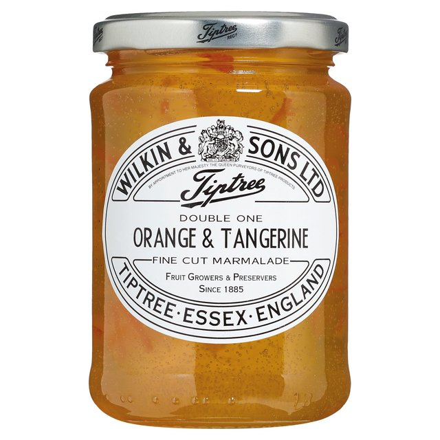 Tiptree Orange & Tangerine Marmalade 454g from Ocado