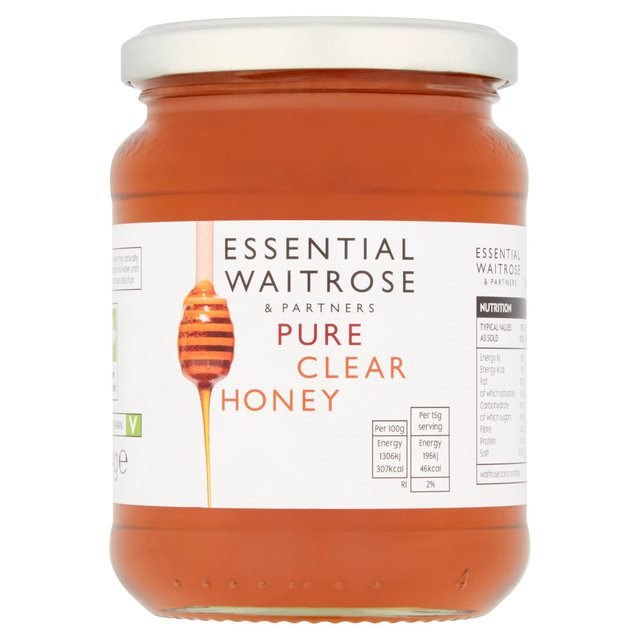 Pure Clear Honey essential Waitrose