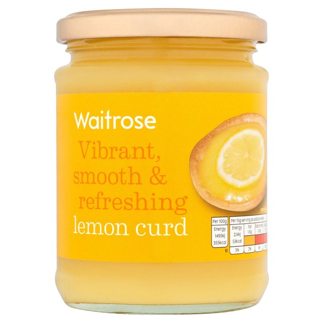 Lemon Curd Waitrose