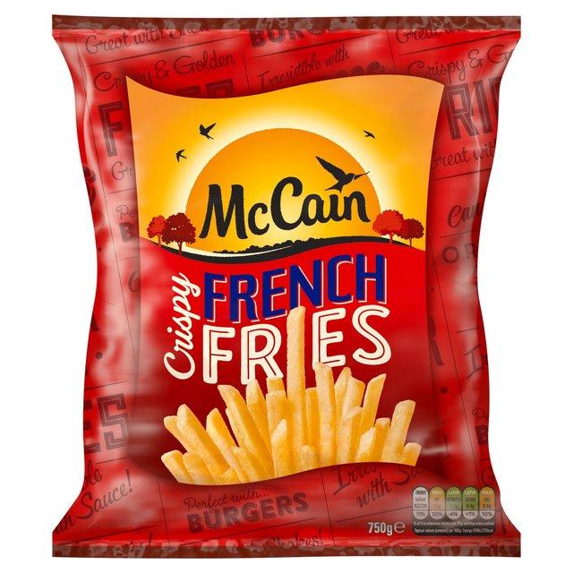 McCain Crispy French Fries | Ocado