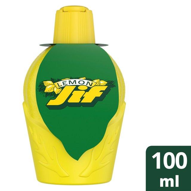 Jif Lemon Juice 250ml from Ocado