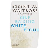 Essential Waitrose Self Raising Flour