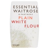 Plain Flour essential Waitrose