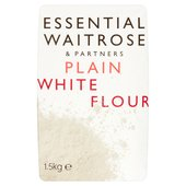 Essential Waitrose Plain Flour