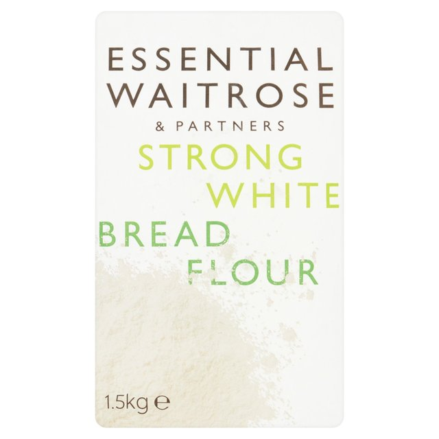 Essential Waitrose Strong White Bread Flour